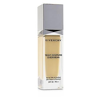 Givenchy Teint Couture Everwear 24h Usura & Comfort Foundation Spf 20 - Y110 - 30ml/1oz