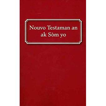 Haitian New Testament with Psalms-FL by Haitian Bible Society - 97815