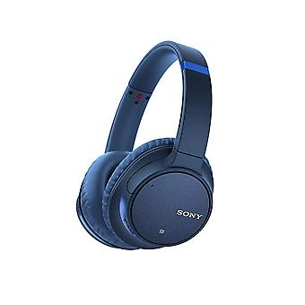Sony WH-CH700N Wireless Bluetooth Noise Cancelling Headphones - Niebieski