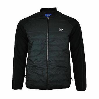 Adidas Originals Herre Superstar jakke SST Classic quiltet Full Zip - BP7101