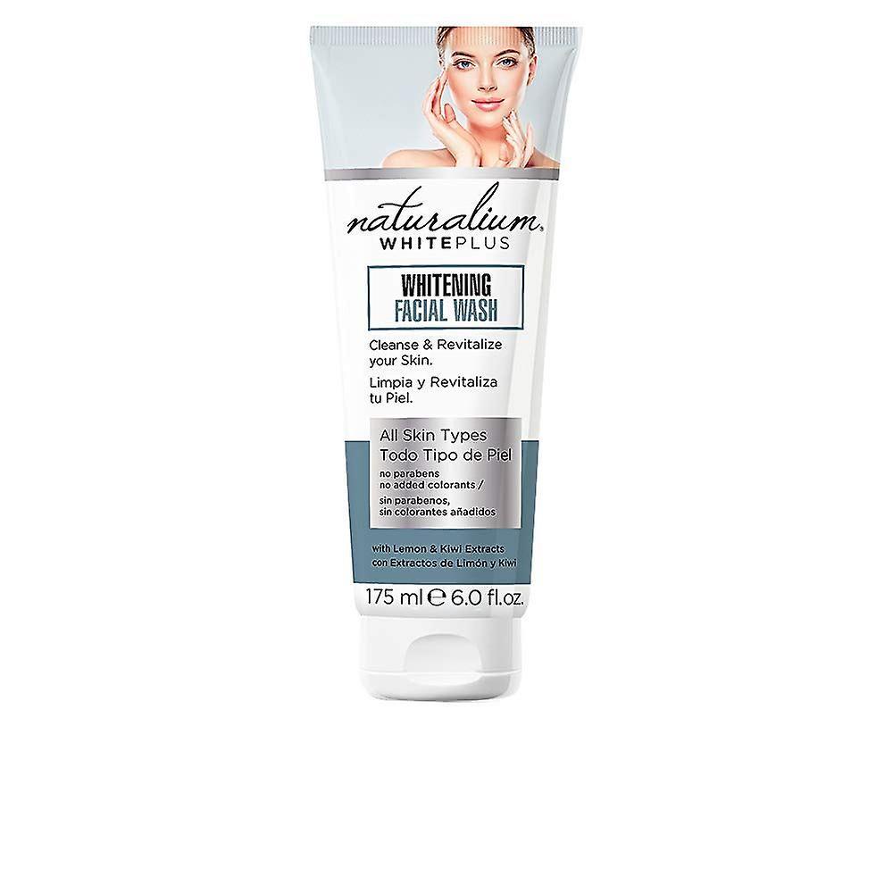 Naturalium Whitening Facial Wash All Skin Types 175ml