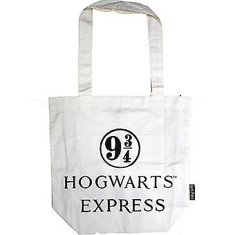 Licensed harry potter™ hogwart express 93/4™ platform print tote bag