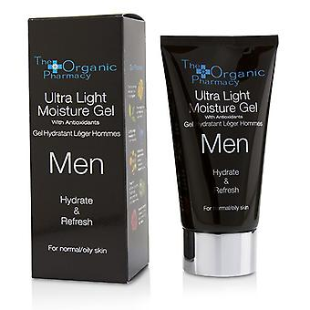 De organische apotheek mannen Ultra lichte vocht Gel - Hydrate & vernieuwen - voor normale & olieachtige huid 75ml/2.5 oz