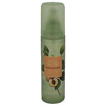4711 acqua colonia white peach & coriander body spray by maurer & wirtz   540806 75 ml