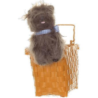 Rubie's Official Toto in Basket Wizard Oz Fairytale Book Fancy Dress Costume Bag