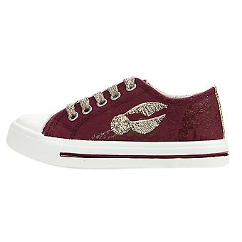 Harry Potter Girls Benna Low Top Casual Trainers UK Sizes Child 12-5