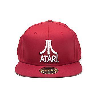 Atari Logo Snapback Cap
