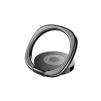 هاتف Popsocket - حامل خاتم مغناطيس الهاتف - أسود