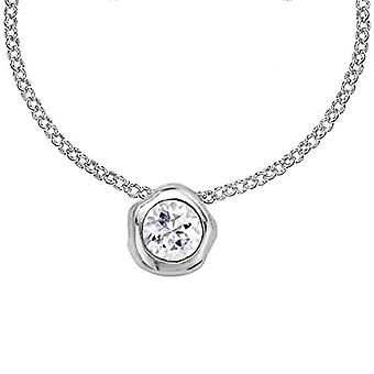 Dower & Hall - Necklace - Topazio - Silver Sterling 925 DNP256-S-WT