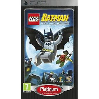 LEGO Batman de video game-Platinum Edition (PSP)-fabriek verzegeld