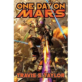 One Day on Mars