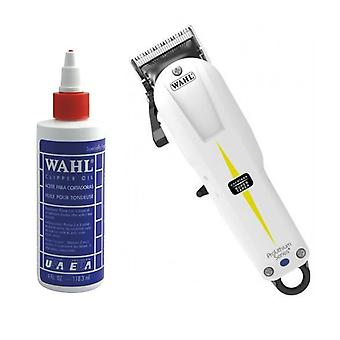 Wahl Clipper Oil 4oz and Wahl Cordless Super Taper