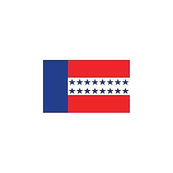 Sticker Sticker Car Moto Vinyl Flag Tuamotu Polynesie