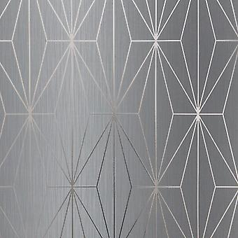 Kayla Metallic Geometric Wallpaper Muriva Kayla Metallic Geometric Wallpaper Muriva Kayla Metallic Geometric Wallpaper Muriva Kayla