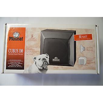 1 Paar Magnat 100 Compact Lautsprecher schwarz 2 Stück Neu