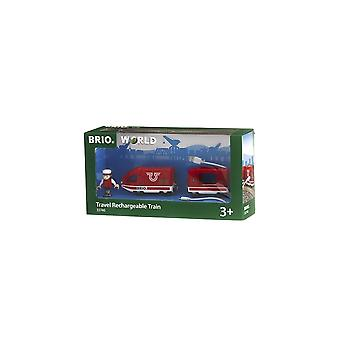 Brio 33746 Brio Travel Rechargeable Train