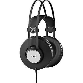 AKG Harman K72 Studio Over-Ear Kopfhörer Over-the-Ear Schwarz, Silber