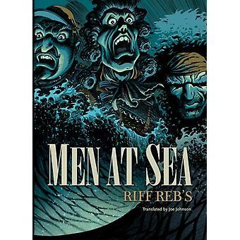 Mannen op zee door RIFF Rebs