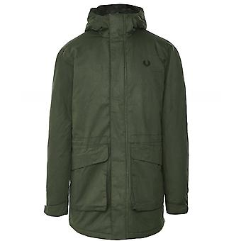 Fred Perry Water-Resistant Padded Parka J7513 408