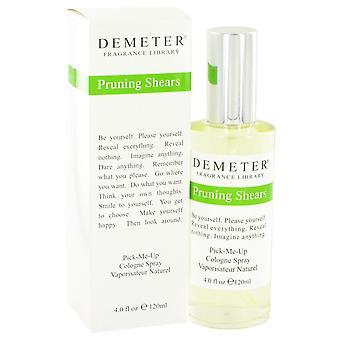 Colónia de tesouras de poda de Deméter por Deméter Spray 4 oz/120 ml (mulheres)