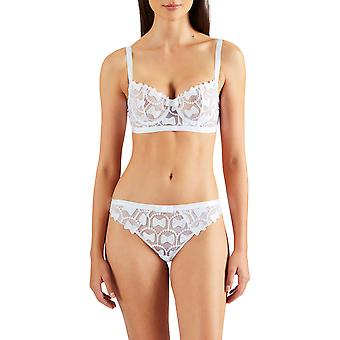 Aubade OC26 Women's Bow Collection White Tanga