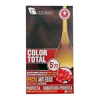 Permanent Anti-Aldring Fargestoff Azalea Intens lys kastanje brun