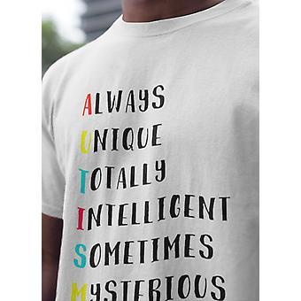 Immer einzigartiges T-shirt v26995