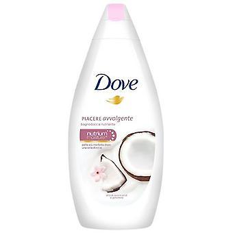 Dove Gel Coconut Milk 500 Ml.