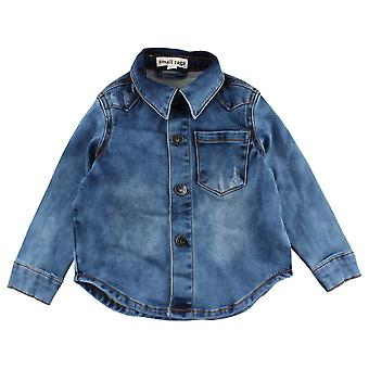 Chemise Small Rags Blue Jeans