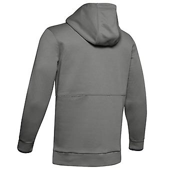 Under Armour Mens 2020 Athlète Récupération infrarouge Soft Brushed Fleece Hoody