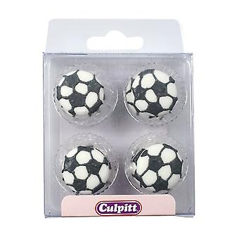 Culpitt fodbold sukker Pipings