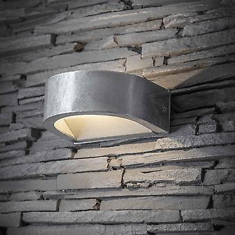 Garden Trading St Ives Galley Exterior Galvanised LED Wall Light