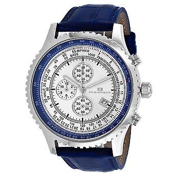 Oceanaut Men-apos;s Silver Dial Watch - OC0314