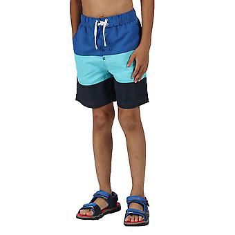 Regatta Boys Shaul III Polyester Board Swim Short