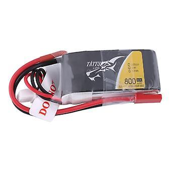 0800mah 7,4V 45C pack with JST-SYP plug
