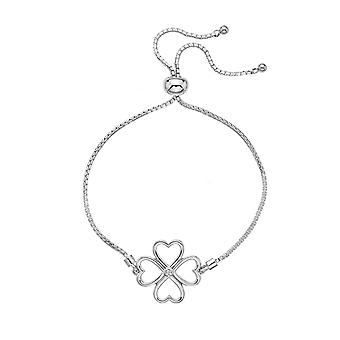 Hot Diamonds Sterling Silver Lucky In Love Armband DL603