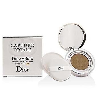 Christian Dior Capturar Totale Dreamskin Perfect Skin Cushion Spf 50 Com Recarga Extra - # 021 2x15g/0.5oz