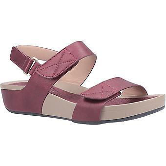 Fleet & Foster Womens Olivia Touch Fastening Summer Sandals