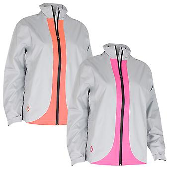 Sunderland Womens Montana Waterproof Windproof Golf Jacket