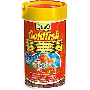 Tetra Goldfish Escama (Peces , Comida , Agua fría)