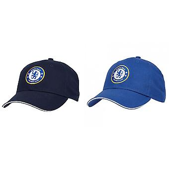 Chelsea FC Adult Super Core Baseball Cap
