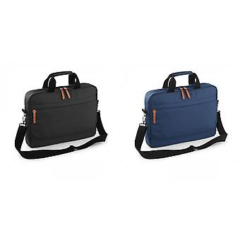 Bagbase Campus Padded Laptop Compatible Briefcase Bag (Pack of 2)