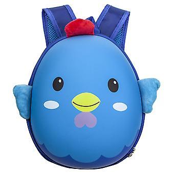 Plecak dla dzieci, Kurczak - Niebieski