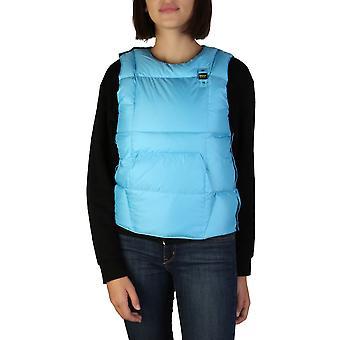 Blauer Original Women Fall/Winter Jacket - Blue Color 35585