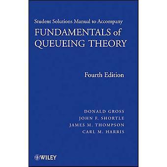 排队理论基础-解决方案手册 (第四次修订版)