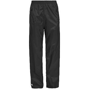 Traspaso Mens Packup Packable ligero impermeable pantalones