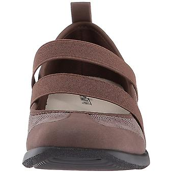 Trotters Womens Josie Closed Toe Ankle Strap Mary Jane Flats