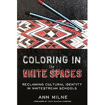 Coloring in the White Spaces: Reclaiming Cultural Identity in Whitestream Schools (Counterpoints)