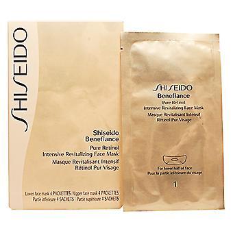 Moisturizing Facial Mask Benefiance Shiseido