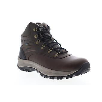 Hi-Tec Altitude VI Waterproof  Womens Brown Leather Lace Up Hiking Boots